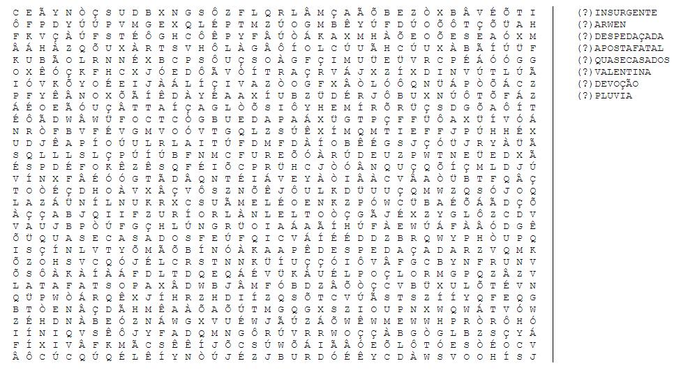 Caca Palavras Nivel Dificil Para Imprimir Mensagens E Atividades