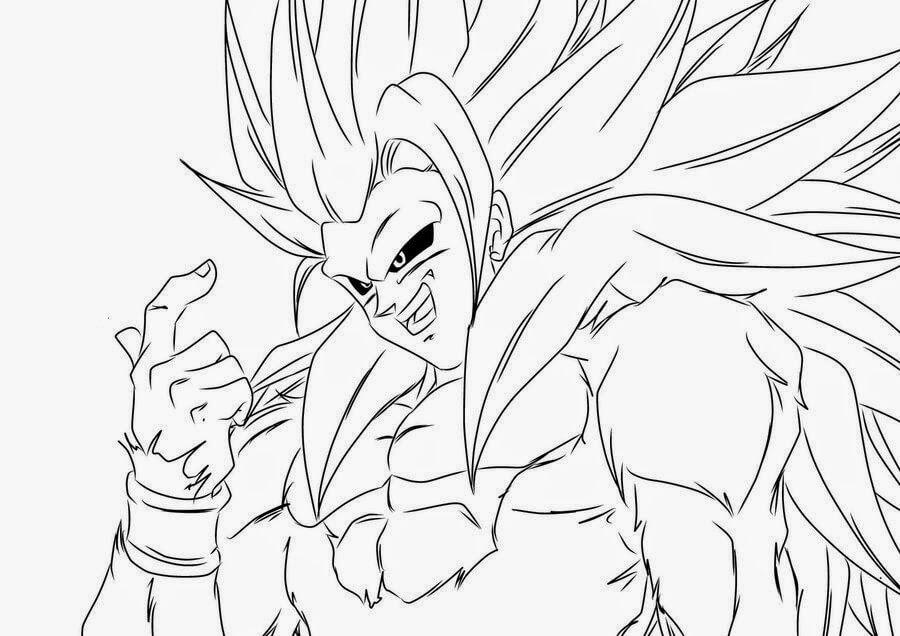 Imprimir Desenhos Dragon Ball Z Para Colorir Mensagens E Atividades