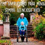 Escolha Uma Bela Mensagem para Aniversario da Avó