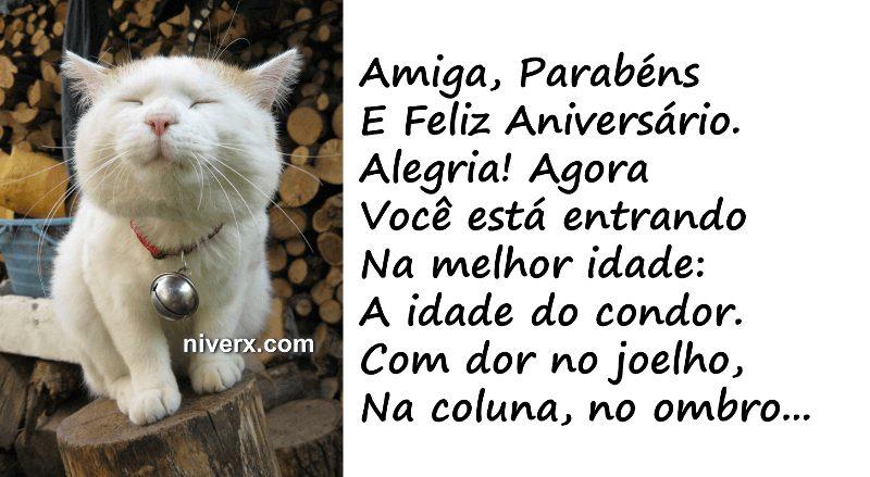 Fabuloso Frases De Feliz Aniversario Para Cunhada Tp31: Top Mensagens EngraçAdas De Feliz Aniversario HJ67