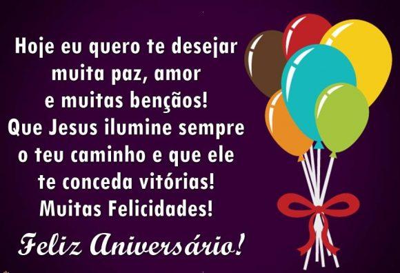 Mensagem De Aniversario Evangelico: Mensagens De Feliz Aniversário Para Primo Para Face E