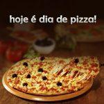 Mensagens do Dia da Pizza Para Facebook