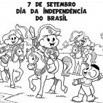 Atividades do Dia da Independência do Brasil Para Imprimir